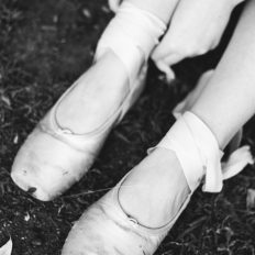Neriah: Senior Portraits with a Ballet Dancer