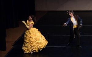 Beauty and the Beast Ballet Photography